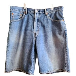 Levi's Men's 550 Relaxed Fit Jean Shorts